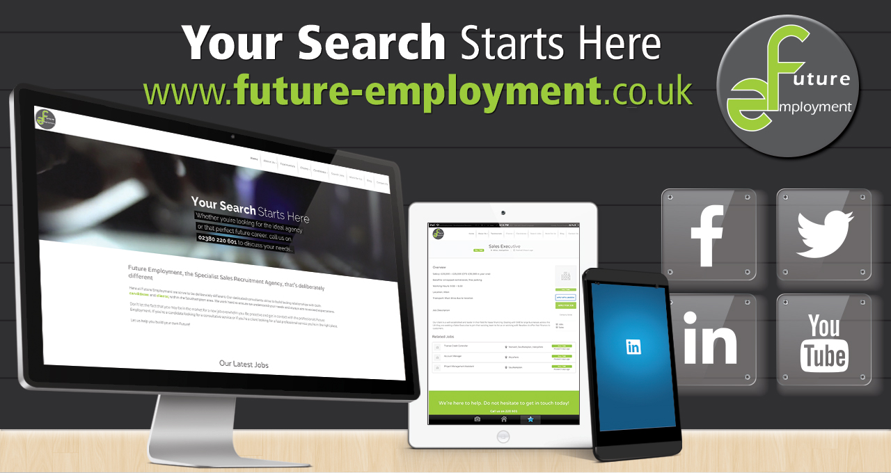 Future Employment Specialist Sales Recruitment Agency Southampton Hampshire